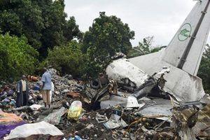 Tai nạn máy bay ở Nam Sudan, ít nhất 17 người chết