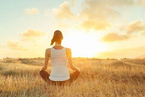 Cơ chế giúp não bộ giảm stress của thiền định
