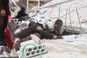 Máy bay Nga, Syria ồ ạt dội bom không kích thành trì phiến quân ở Syria