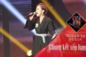 Gia Nghi tái hiện 'Bên em là biển rộng' trên sân khấu Siêu Mẫu Việt Nam ngay sau khi 'tốt nghiệp' The Voice 2018