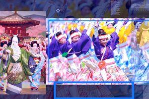 Giới trẻ Hà thành háo hức với không gian văn hóa Nhật Bản có địa điểm check in cực chất