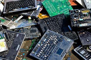 Rác thải điện tử – Loại rác thải độc hại