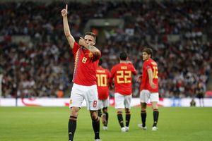 Tây Ban Nha giành chiến thắng thuyết phục trước Anh tại UEFA Nations League