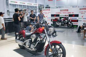 Dân chơi xe phân khối lớn tại Việt Nam có thêm hai lựa chọn mới từ Honda
