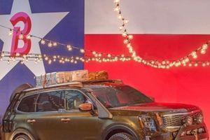 Kia Telluride 2020 chưa ra mắt chính thức đã có bản độ