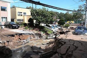 Số người chết do động đất ở Nhật Bản tăng lên 35 người