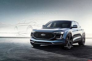 Ford hướng đến SUV chạy điện lấy cảm hứng từ Mustang