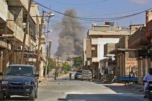 Nga và Syria nổ đòn 'dữ dội' nhằm thẳng xuống Idlib ngay sau thượng đỉnh