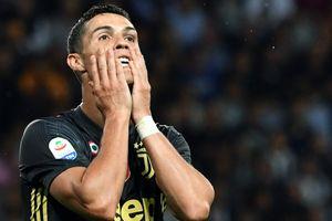 Chưa thể ghi bàn, Ronaldo vẫn là điểm sáng của Juventus