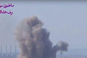 Nga, Syria tiếp tục giáng đòn sấm sét xuống Idlib