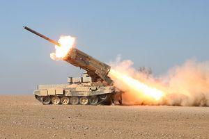 'Hỏa thần áp nhiệt' mạnh sau bom nguyên tử của Nga xung trận tại Syria