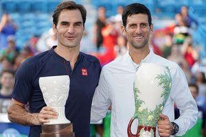 Djokovic và Federer theo gót Nadal giành vé dự ATP Finals