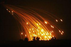 Mỹ phủ nhận cáo buộc ném bom phốtpho xuống Syria