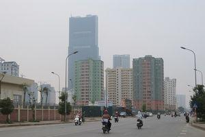 Hà Nội: Chất lượng không khí tại Minh Khai gần mức kém trong ngày đầu tuần