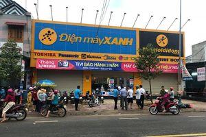 Bảo vệ giết nữ quản lý siêu thị Điện máy Xanh khai gì với Công an?