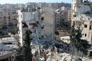 Báo Mỹ: Mỹ không loại trừ đánh các mục tiêu Nga, Iran ở Syria