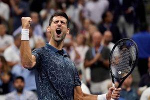 Đả bại Del Potro 3 - 0, Djokovic đăng quang Mỹ mở rộng
