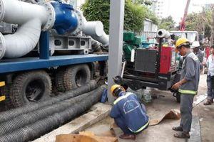 Đường Nguyễn Hữu Cảnh thoát ngập không cần siêu máy bơm