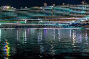 'Resort bơi trên biển' và sự sang chảnh gây choáng cho cả giới siêu giàu