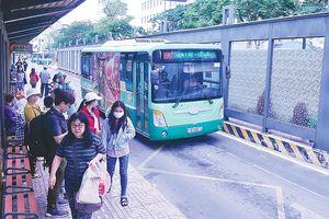 Đổi mới tư duy phục vụ của hệ thống xe buýt