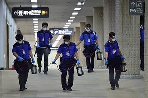 Hàn Quốc đối phó MERS