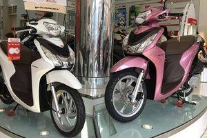 Trong tháng 8-2018, Honda Việt Nam bán được 218.350 chiếc