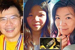 Hãi hùng bác sĩ nghi giết vợ con để lao theo tình trẻ
