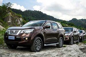Nissan Terra có giá tạm tính từ 980 triệu tại Việt Nam