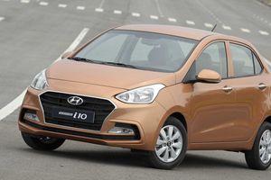 Bảng giá xe ô tô Huyndai mới nhất tháng 9/2018: Hyundai SantaFe giá tiêu chuẩn 908 triệu đồng