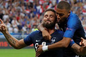 Mbappe và Giroud tỏa sáng, Pháp thắng kịch tính Hà Lan