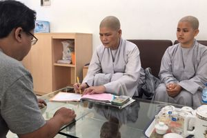 Hỗ trợ 100 triệu đồng cho một điểm trường ở Mường Lát, Thanh Hóa