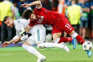 Sergio Ramos bị dọa giết sau vụ triệt hạ Salah
