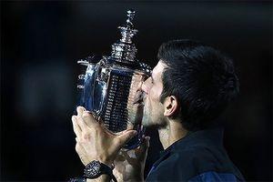 Đánh bại Del Potro, Djokovic lần thứ 3 vô địch US Open