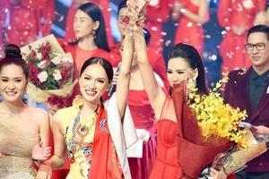 Thí sinh của Hương Giang thắng áp đảo tại Siêu mẫu Việt Nam 2018