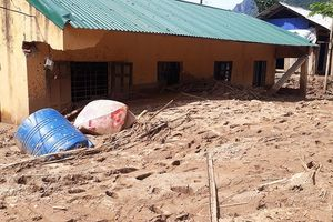 Mường Lát: 7 người chết và mất tích, thiệt hại 1.000 tỷ đồng sau mưa lũ