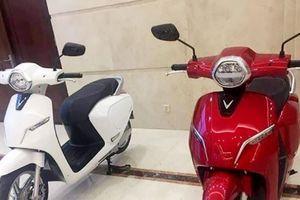 Xe máy điện 'made in Vietnam' của VinFast lộ diện: Giá cao hơn Honda Vision?