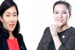2 'nữ tướng' của Ngân hàng Sacombank vừa từ nhiệm là ai?