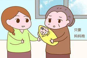 Trẻ phân biệt giữa mẹ và người khác như thế nào? 100% mẹ sẽ khóc khi biết sự thật
