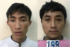 Băng nhóm cướp giật tài sản của khách ngoại quốc sa lưới
