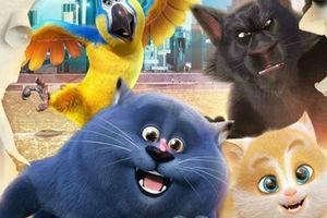 'Mèo Mập đi phượt': Phim hoạt hình thu hút khán giả nhỏ tuổi