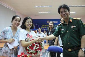 Diễn viên Mai Phương đã được xuất viện sau gần 1 tháng điều trị ung thư