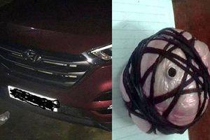 Nghệ An: Phát hiện quả mìn sắp phát nổ dưới gầm ô tô