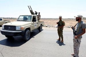 Thương vong gia tăng trong các cuộc đụng độ tại Libya