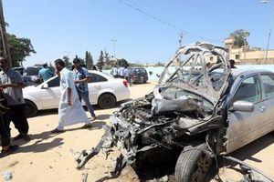 Libya: Nổ súng tại trụ sở tập đoàn dầu mỏ quốc gia ở Tripoli
