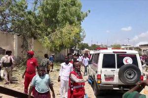 Nổ lớn và nhiều tiếng súng tại thủ đô Mogadishu, Somalia