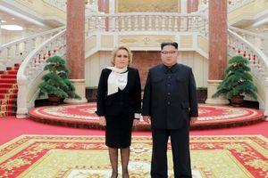 Nhà lãnh đạo Triều Tiên Kim Jong-un: Bóng đang bên sân Mỹ