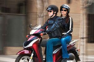 Thời thượng ở Việt Nam, Honda SH150i chỉ là xe ế ẩm tại Indonesia