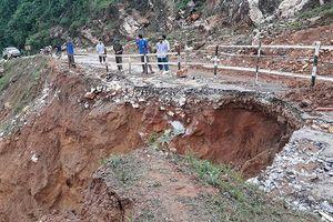 Cảnh báo lũ quét, sạt lở từ Nghệ An tới Quảng Bình