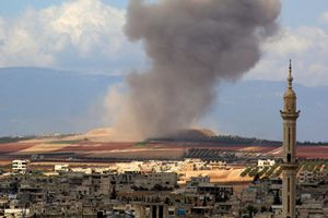 Vì sao Nga không kích Idlib, Syria?
