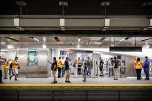 Nhà ga New York mở cửa trở lại sau 17 năm